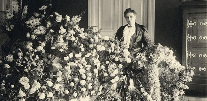 Christina Nilsson på Villa Vik